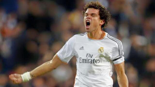 مانشستر سيتي يريد ضم مدافع ريال مدريد بيبي