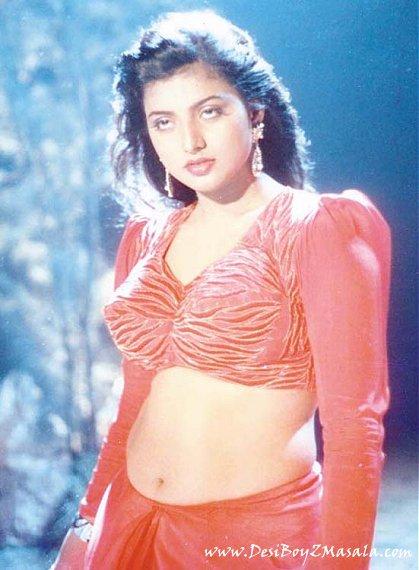 big breast in vijayashanthi
