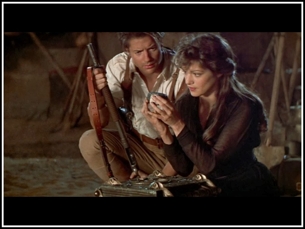 the gallery for gt the mummy returns evelyn dies