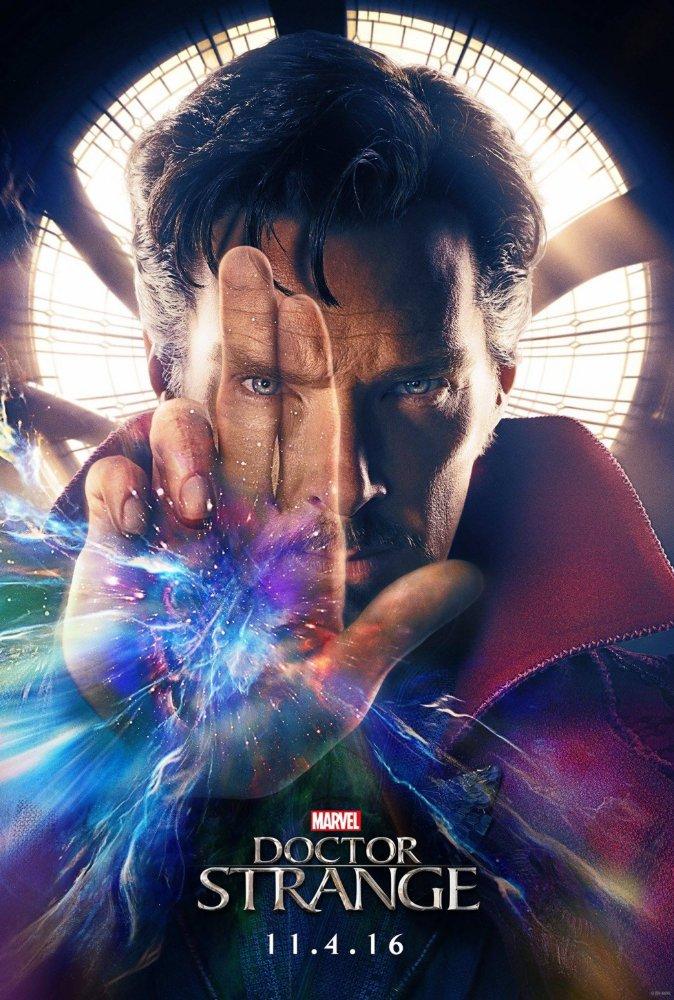 Nonton Doctor Strange (2016)