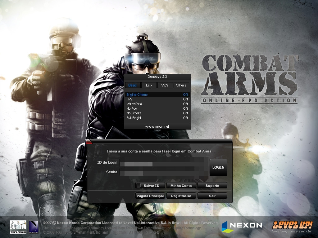 Combat Arms Hile Genesys 2.3 Esp Spam Oyun Botu indir – Download