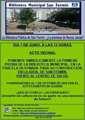 Biblioteca Pública Municipal San Fermin