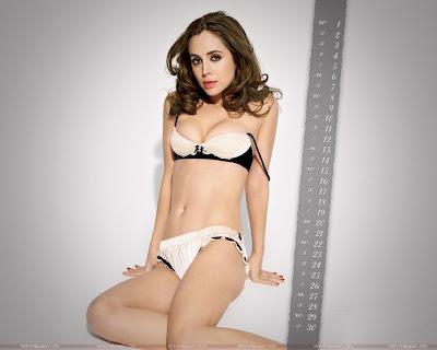 Eliza Dushku Bikini Photo Shoot