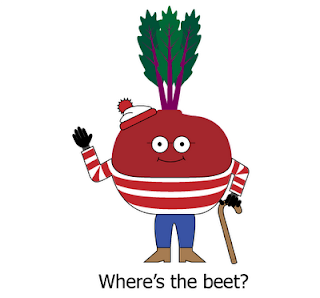 Where's the beet?