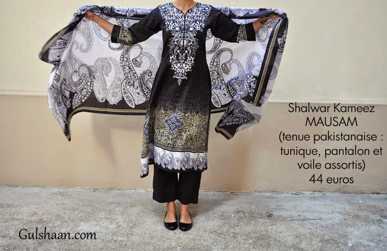 vêtement pakistanais