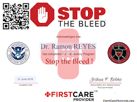 GRATIS Hacerse Instructor Curso  STOP The Bleed