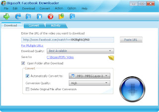Bigasoft Facebook Downloader v1.2.14.4652
