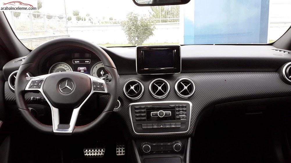 Mercedes A180 Resimleri