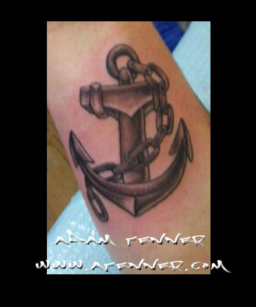 latest anchor tattoo seattle