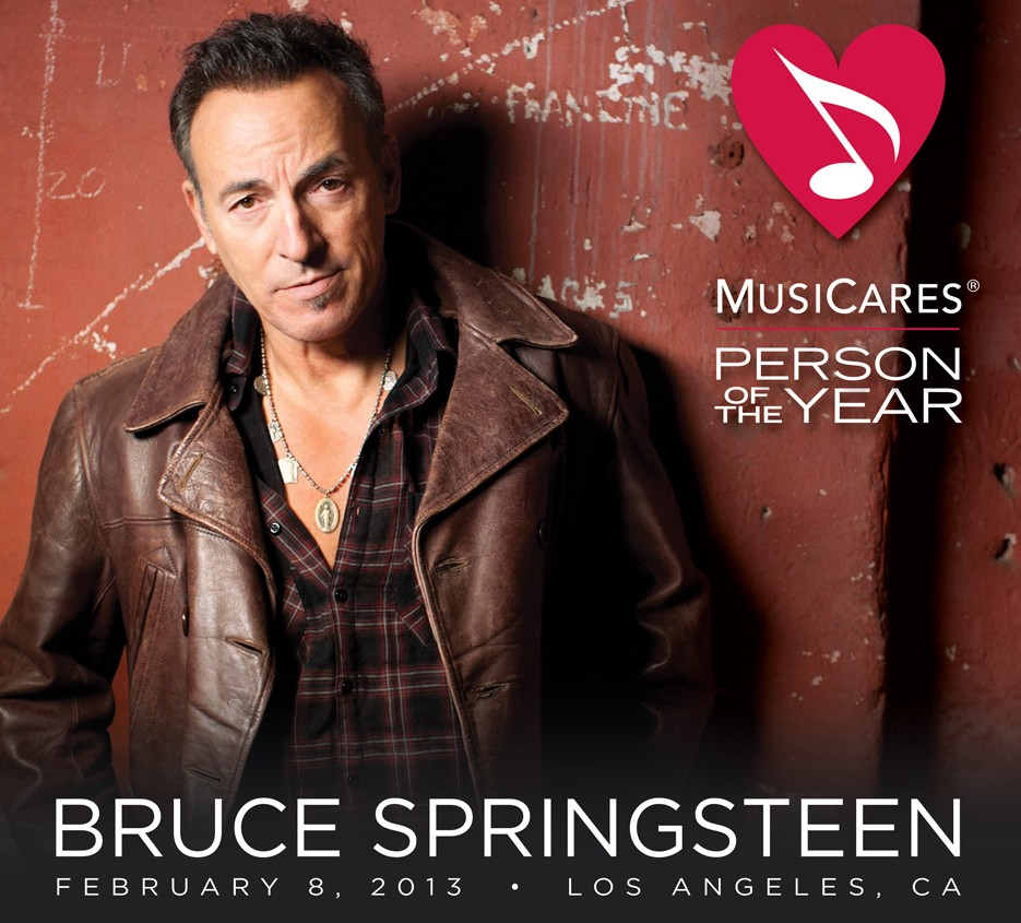 Set List Bruce Springsteen S Musicares Person Of The Year