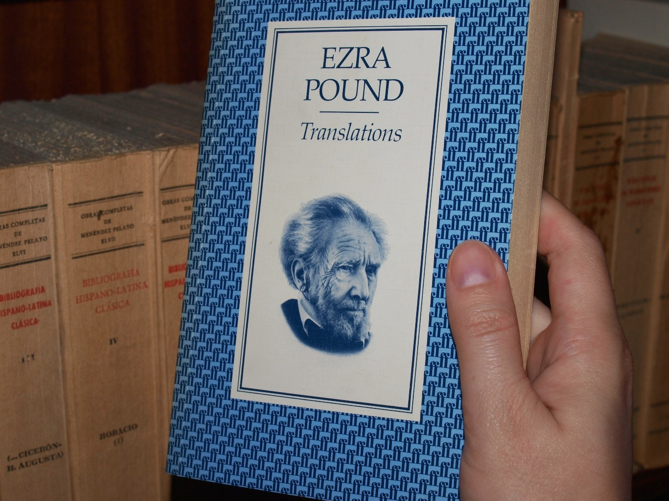 ezra pound essay on translation Literary of pound essays ezra pdf december 14, 2017 @ 12:36 pm ea300 essays on success reviews of literary of pound essays ezra pdf.