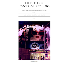 life thru pantone colors;