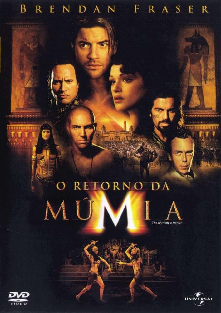 A Múmia 2: O Retorno da Múmia – Dublado (2001)