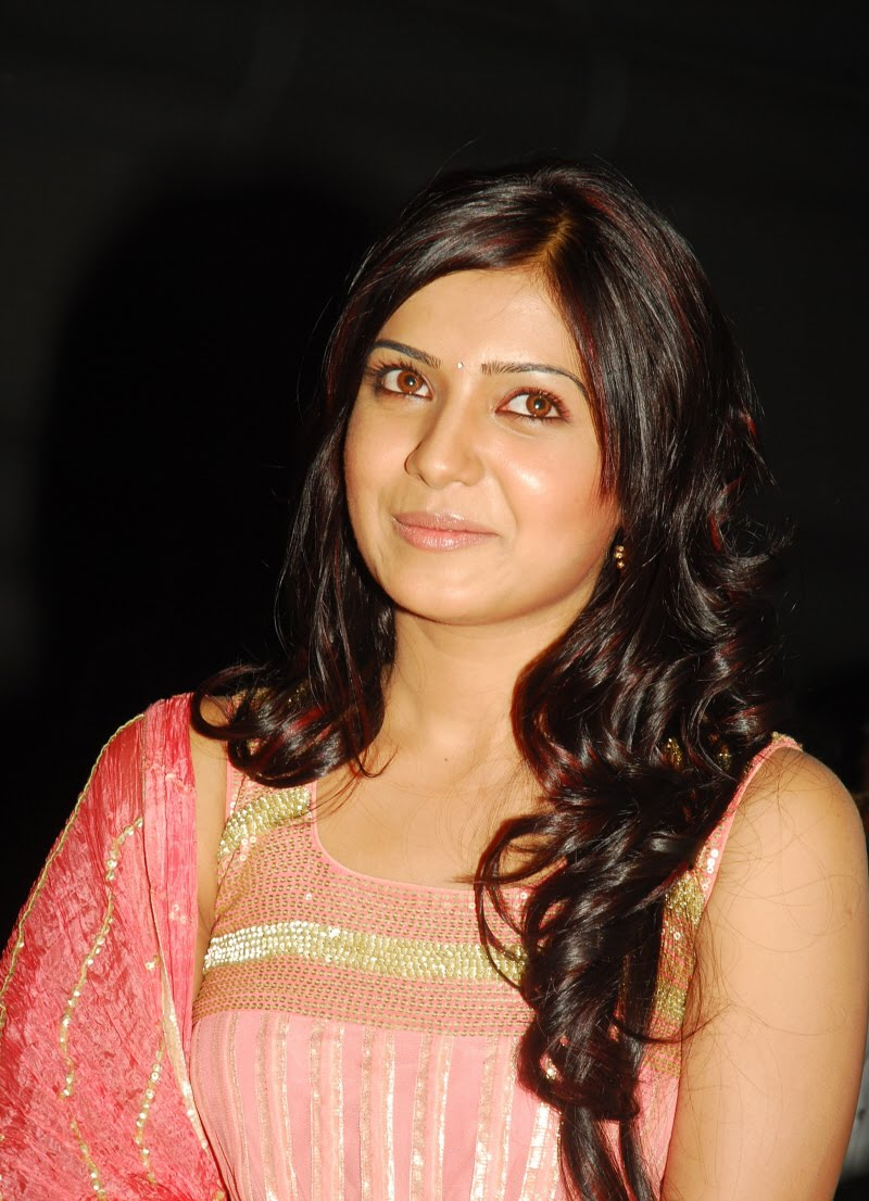 Samantha: Samantha at Ye Maaya Chesave Audio Launch