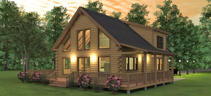 Log Cabin Floor Plans New Interior Classic