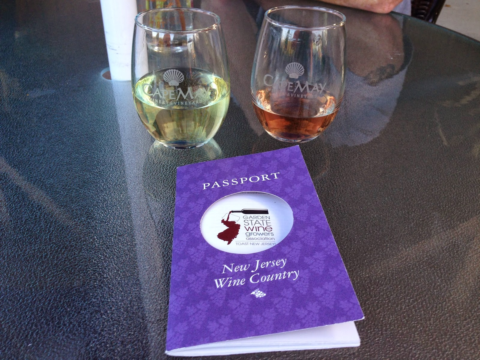 NJ wine passport program - Cape May wine trail