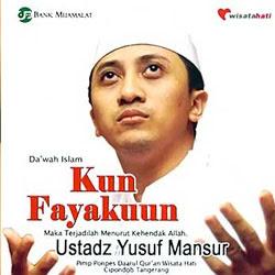Ustadz Yusuf Mansyur - Mp3 Kajian Islam Part - 1 - um-yusufmansyur