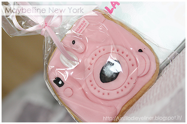 Preview: Maybelline - Instax Fujifilm Cookie