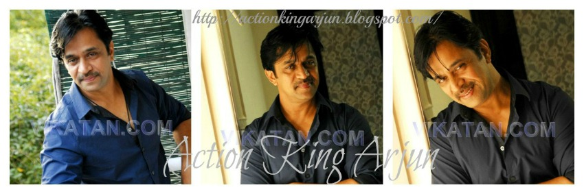 OnE & OnLy AcTiOn KiNg ArJuN