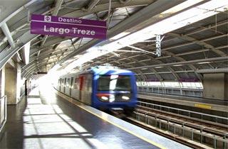 Metro Sao Paulo Berbagai MRT Paling Populer Di Dunia