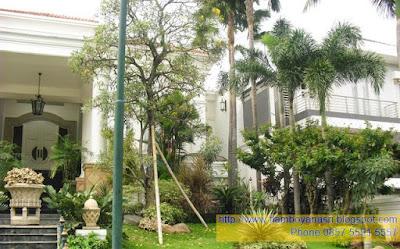 Tukang Taman Surabaya Desain Konsep Taman Klasik