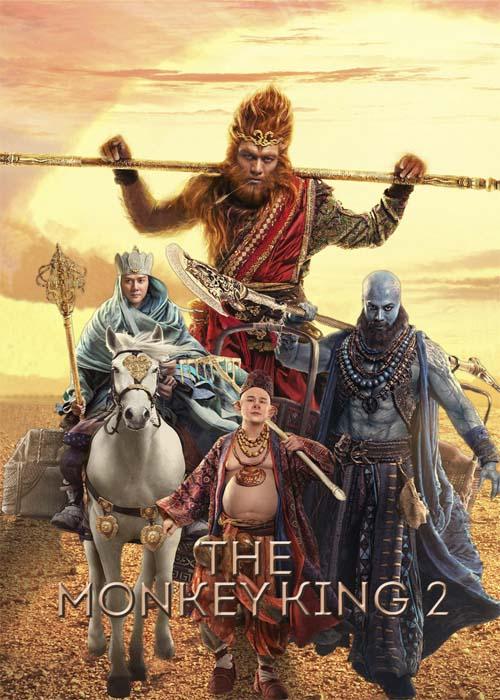 A Lenda do rei Macaco 2: Viagem ao Oeste Torrent – BluRay 720p e 1080p Dual Áudio