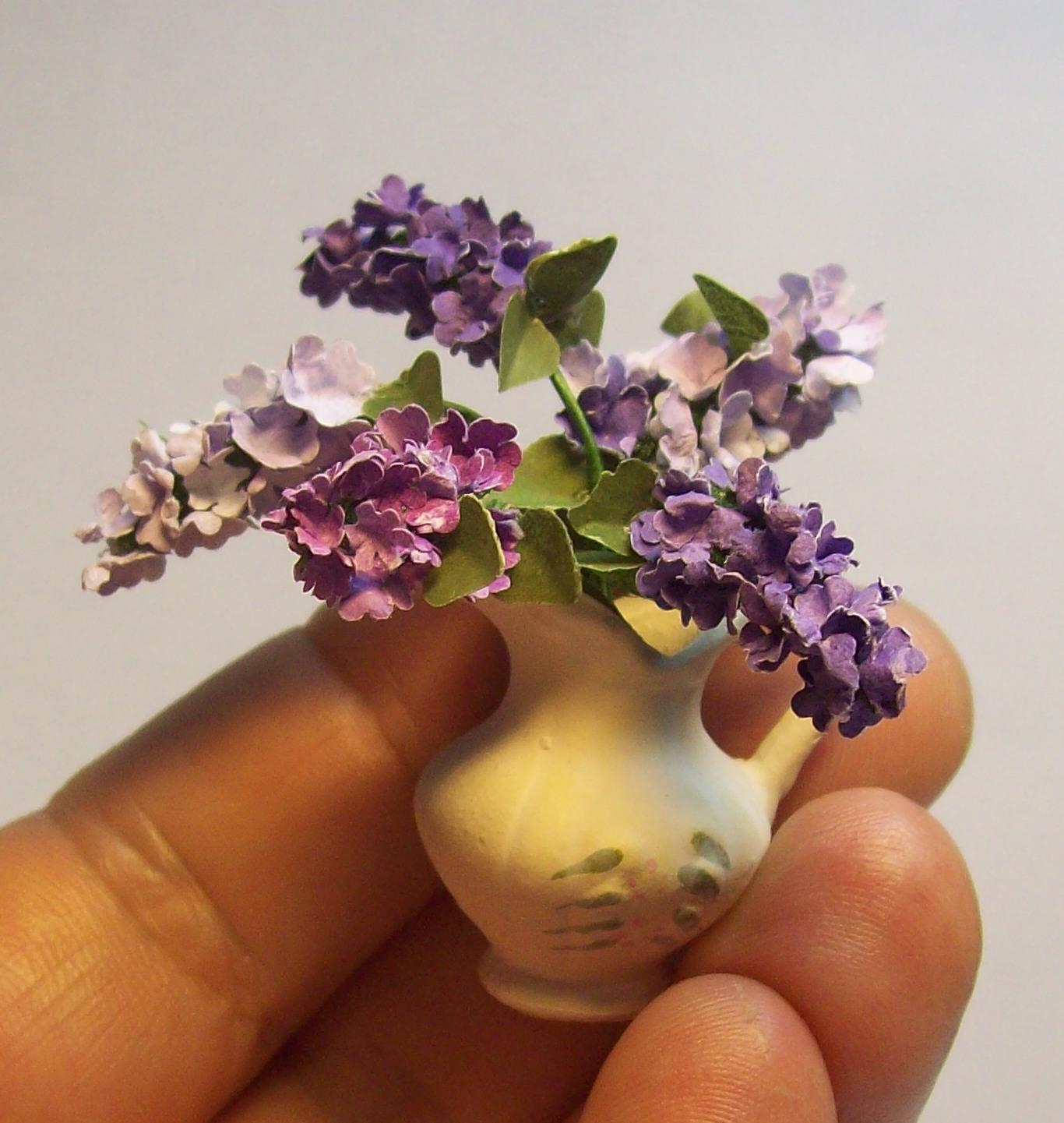 Construir tu casa en miniatura flores de nuevo - Como hacer casas en miniatura ...