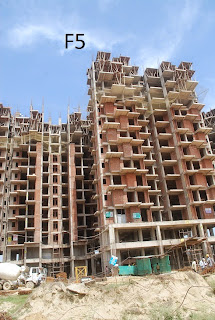Amrapali Terrace Homes :: Construction Update f5