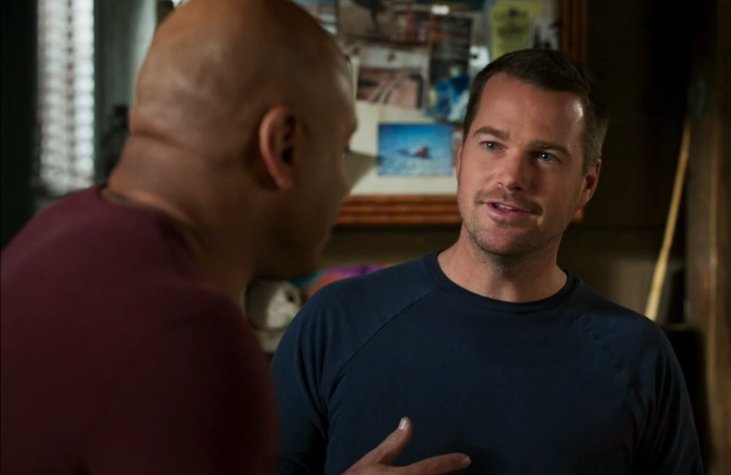 ncis la callen blind date In the upcoming episode of action television series from cbs ncis: los angeles, callen stay up to date with the latest christian news sign up follow us.