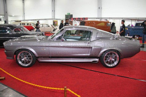 2015 Ford Mustang Eleanor, The Hottest Hot Rod Kustomfest