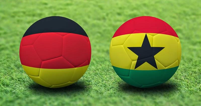 Alemania 2 - 2 Ghana. Grupo G. Otro gran partido de Alemania