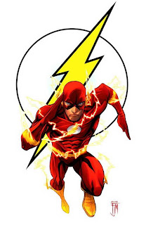 Flash TV Series from the CW, spinoff from Arrow episode