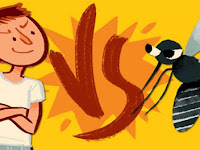 4 Tipe Orang Ketika Menghadapi Serangan Nyamuk