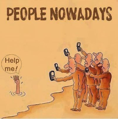people-nowaday funny