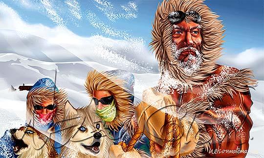 Ilustración de Nelson Matoma