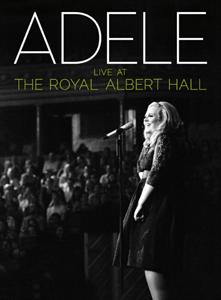 Adele Live At The Royal Albert Hall (DVD/CD) (2011)