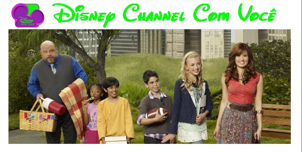 HIATUS / Disney Channel Com Você
