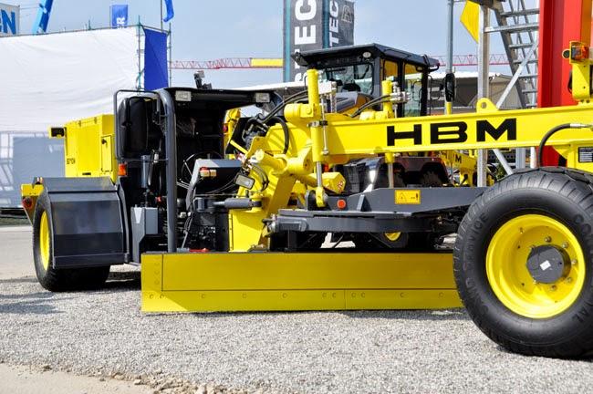 Tunnelgrader HBM BG110M