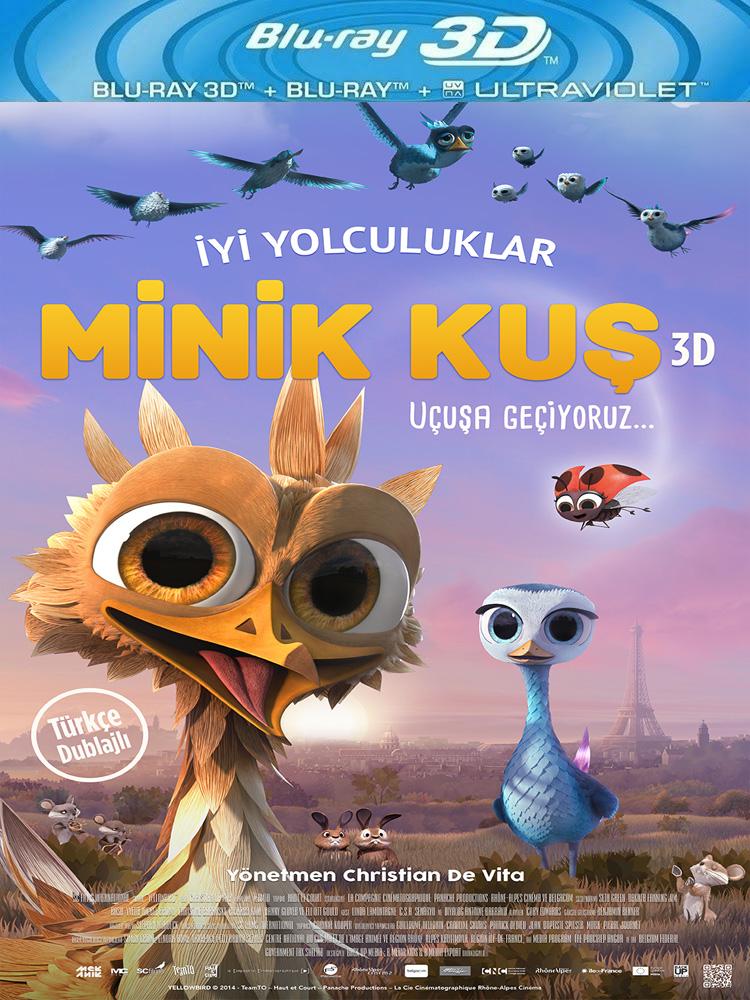 Minik Kuş (2014) 3D Film indir
