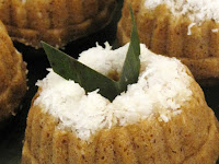 Resep Kue Putu Ayu Gula Merah Lembut Dan Enak Sederhana