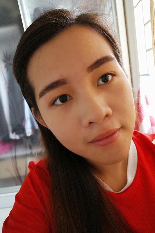 Korean Straight Eyebrow The Rabbitcar