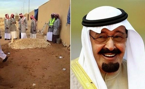 10 Gambar Makam Raja Abdullah Yang Mengejutkan Antara Manusia Terkaya Dunia Pemurah