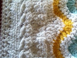 crochet cable stitch
