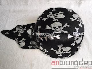 bán nón cướp biển