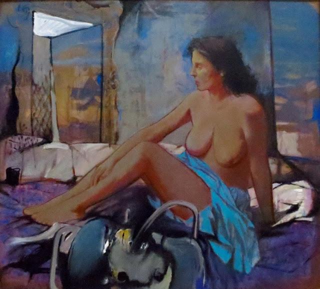 Виктор Сидоренко, Голубая юбка, 1991