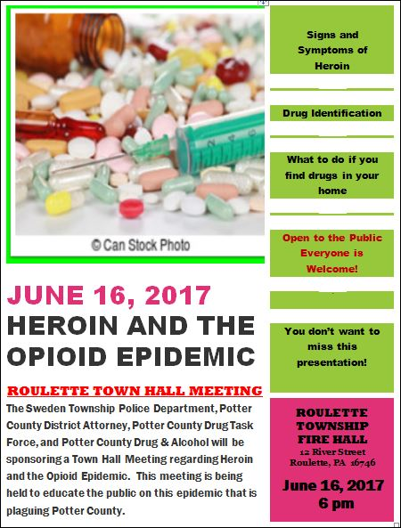6-16 Heroin & Opioid Epidemic, Roulette