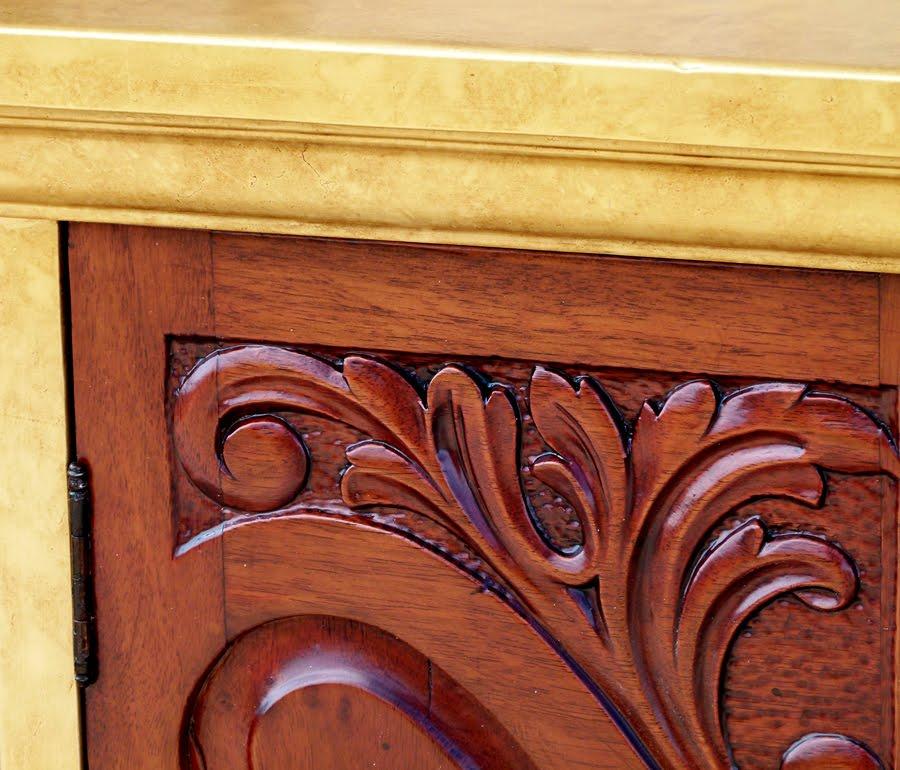 Antiguedades para jovenes julio 2012 for Muebles clasicos modernos