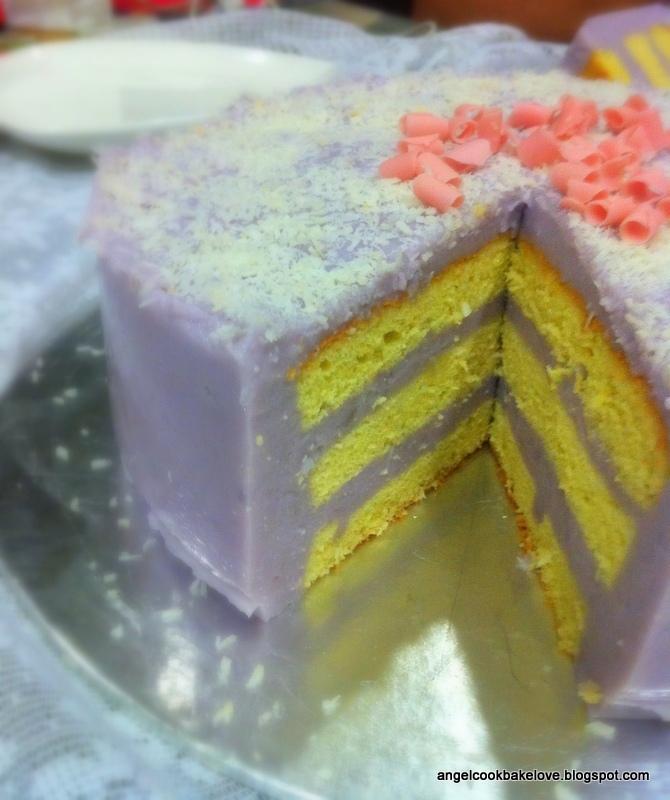 How To Make Yam Cake Softer