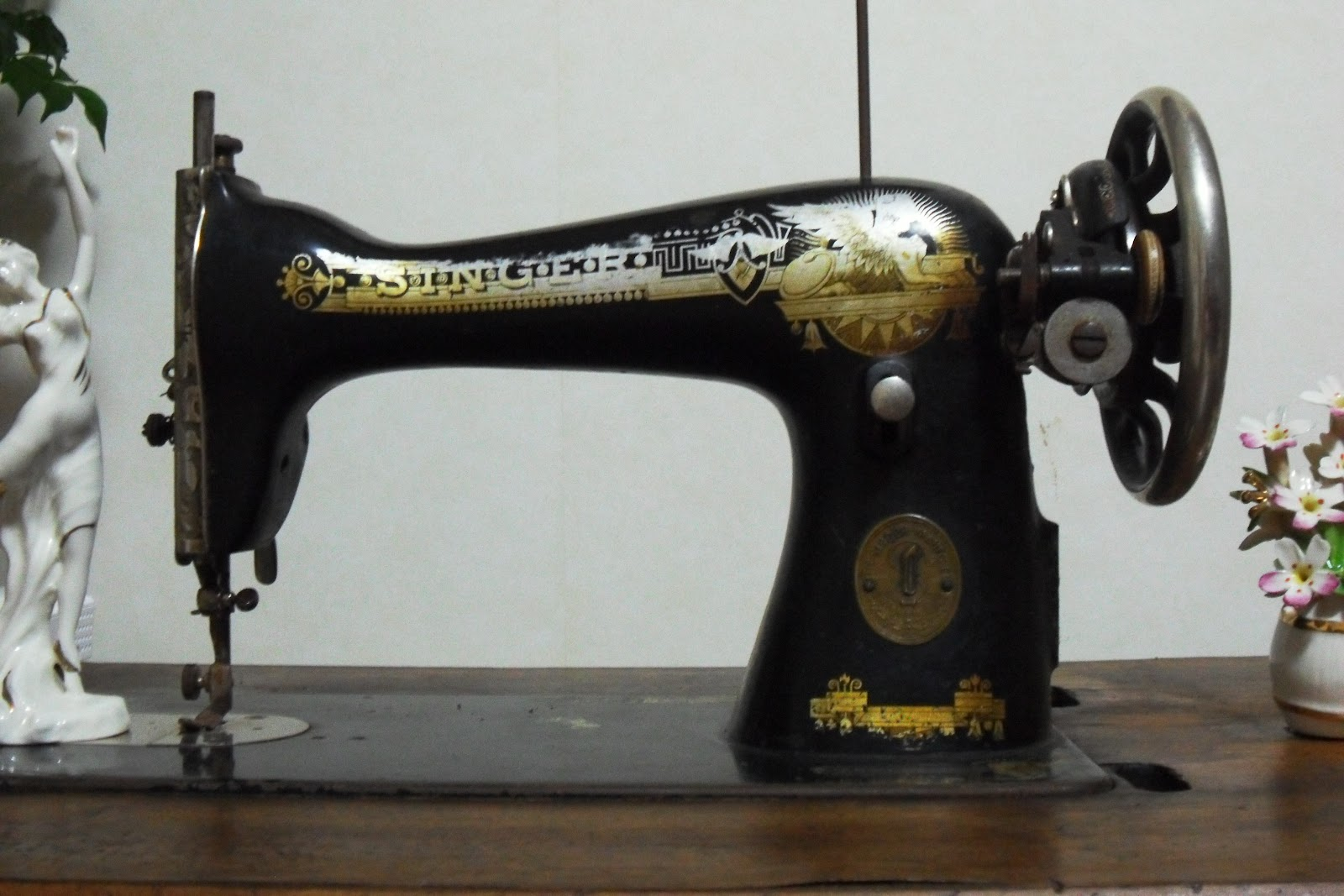 Cuoriefiori la mia macchina da cucire vintage for Ipercoop macchina da cucire
