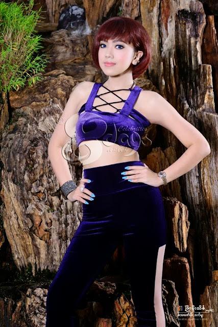 Waso Moe Oo - Myanmar Model